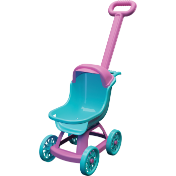 Stroller with Mini Hold Hat