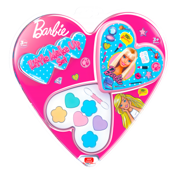 Barbie License with Make Up Cosmetic (Heart)